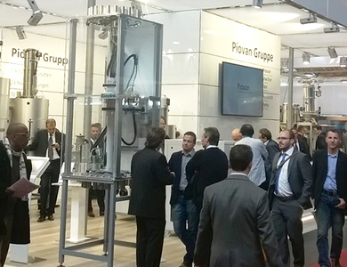 PIOVAN NEW PRODUCTS TOWARDS INDUSTRY 4.0 AT FAKUMA 2017